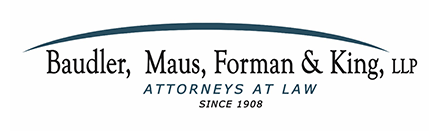 Baudler, Maus, Forman & King Attorneys at Law Logo